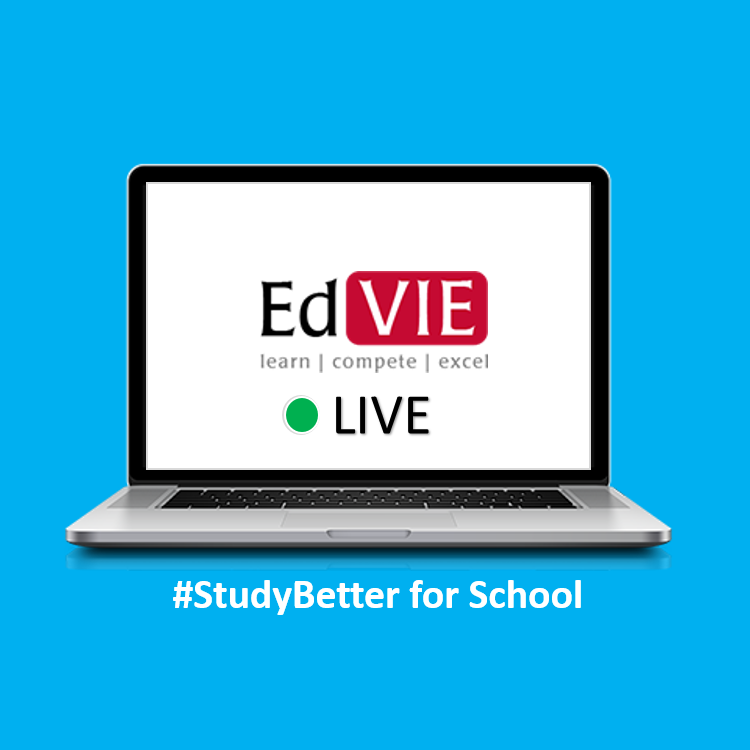 Edvie: Best Online Classes in Math,Physics,Chemistry for